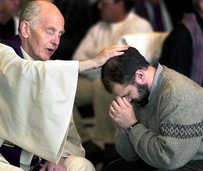 Confesión, Sacramento de Sanación