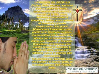 Jornada de Oración por la pronta apertura de las Pequeñas Comunidades Eclesiales