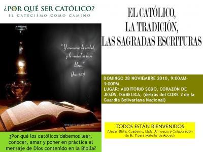 Taller de Enriquecimiento en la Fe, para miembro, animadores y fieles en general