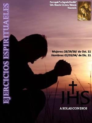 Ejercicios Espirituales 2011-2 (II Jornada)